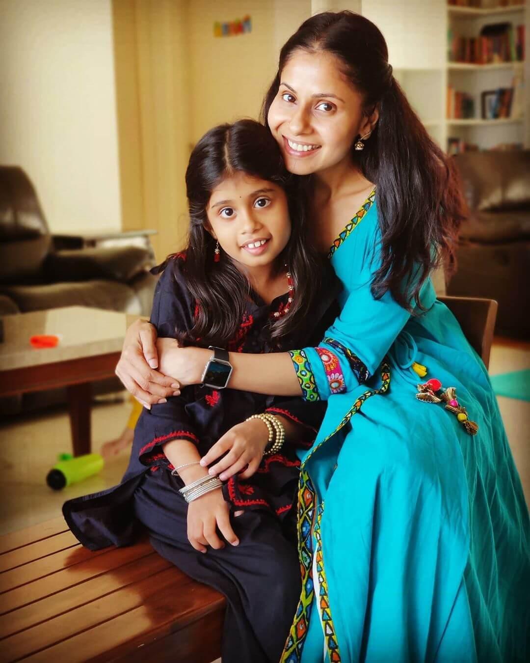 Chhavi Mittal daughters