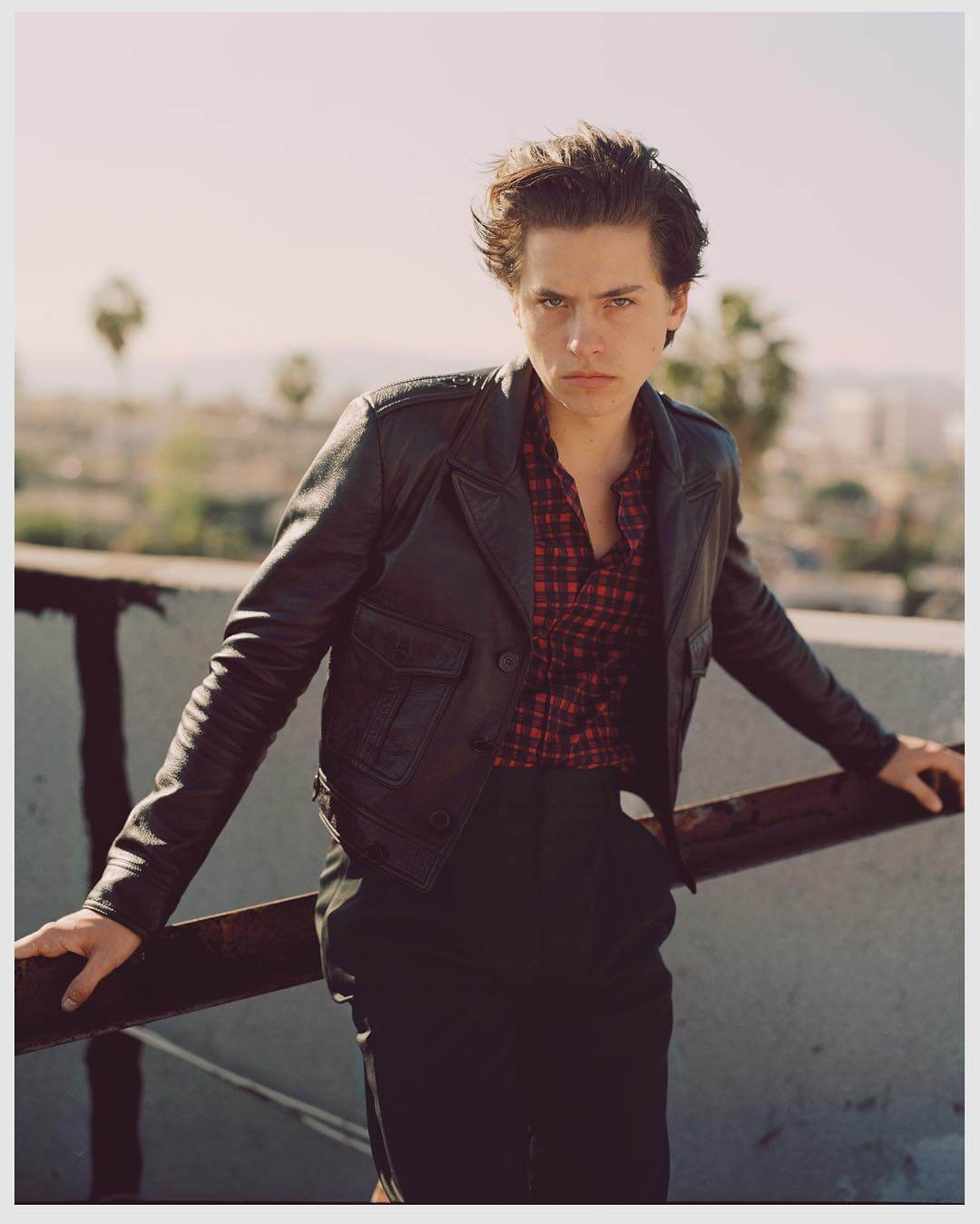Cole Sprouse instagram