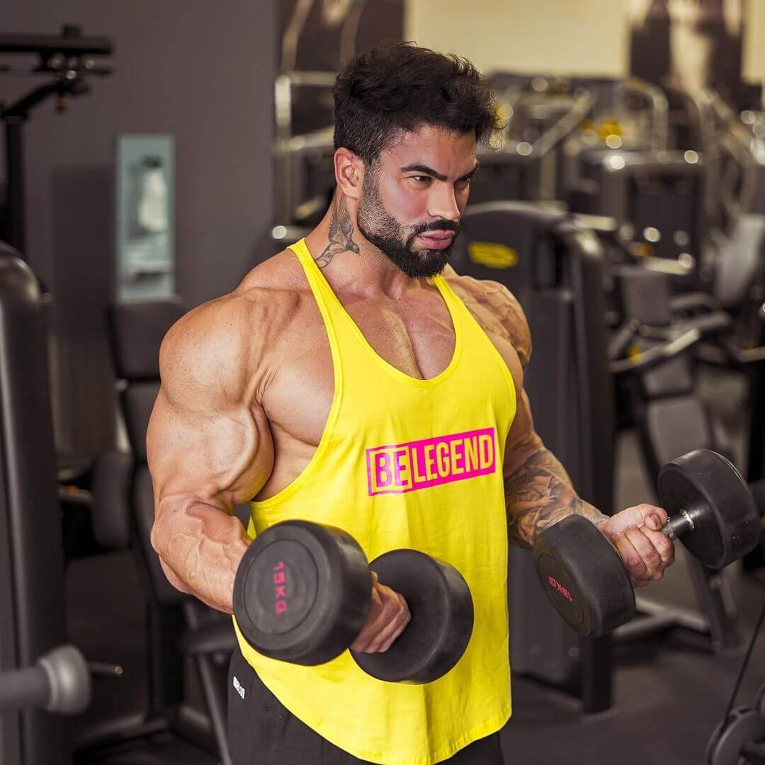 Sergi Constance workouts or training