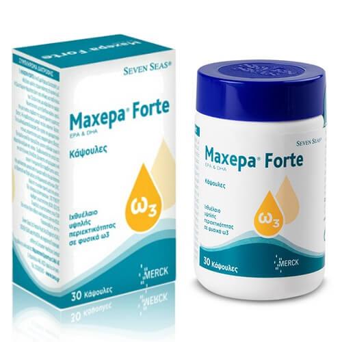 Maxepa Forte Omega 3 30caps - GrandPharmacy.gr