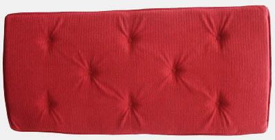 Piano Bench Cushion