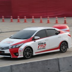 New Corolla Altis Grande Oli Mesin Grand Avanza 2016 โตโยตาเราใจไปกบ World Pro Challenge