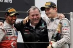 Haug: Hamilton vs Rosberg, not even Hollywood!