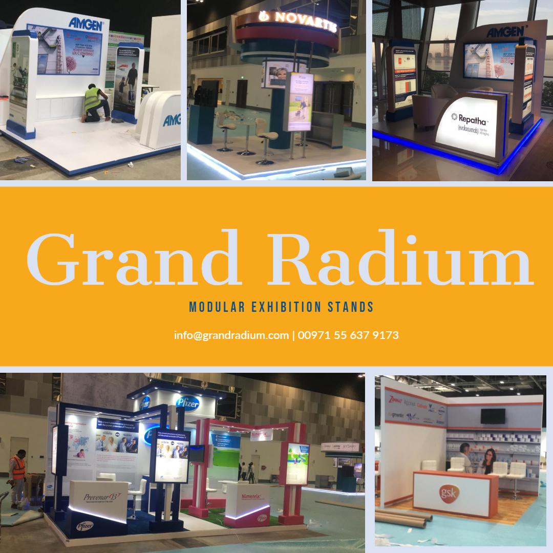 Modular Exhibition Stand Quotes : Modular exhibition stands grand radium
