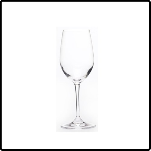 Crystal White Wine 13oz Glass - Chardonnay