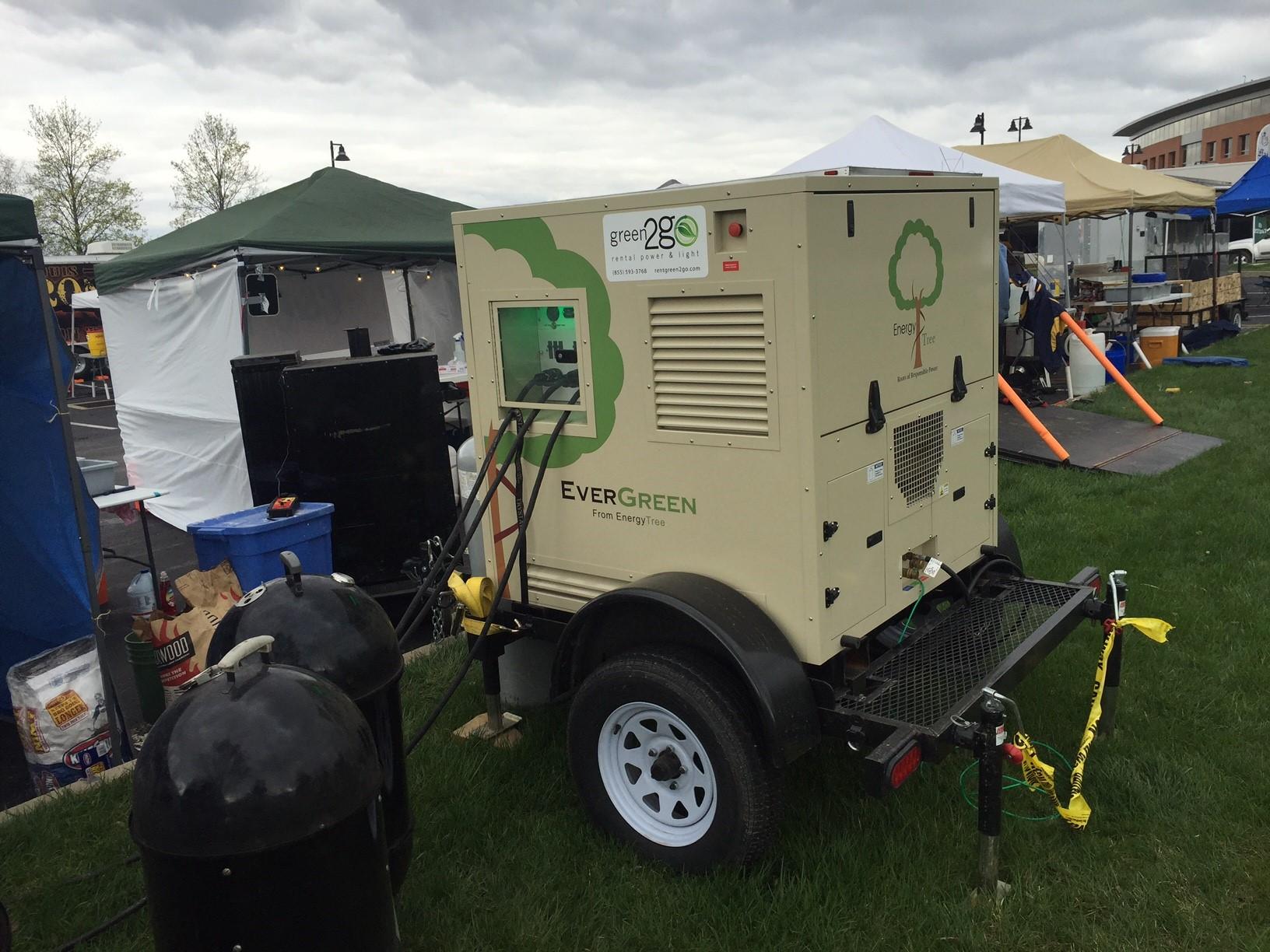 Portable Event Generator