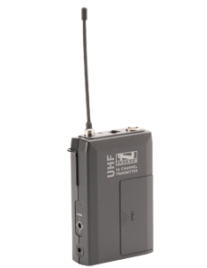Wireless Lapel Mic Receiver