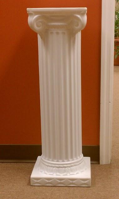 Column, 32in Tall