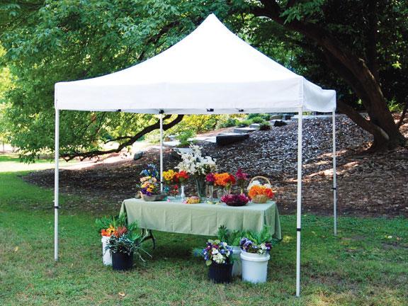GrandRental Station Grand Rental Station - Outdoor table tent