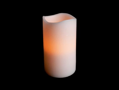 LED Pillar Candles