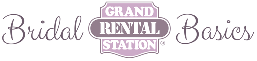 grand rental station bridal basics