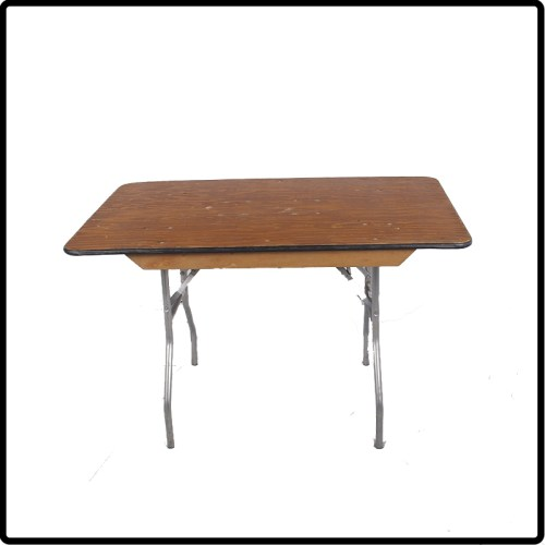 48inx30in Rectangular Banquet Table