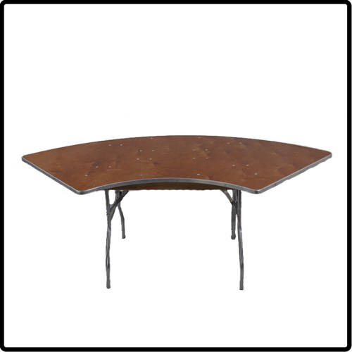 Serpentine Table, Small