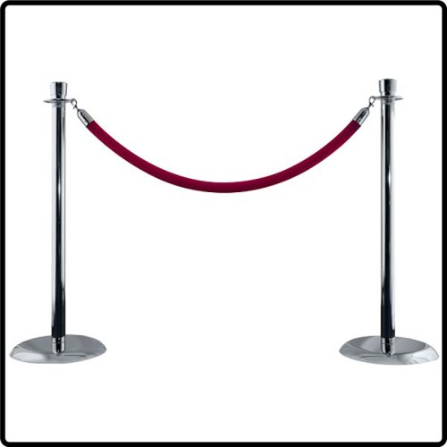 Stanchion & Rope