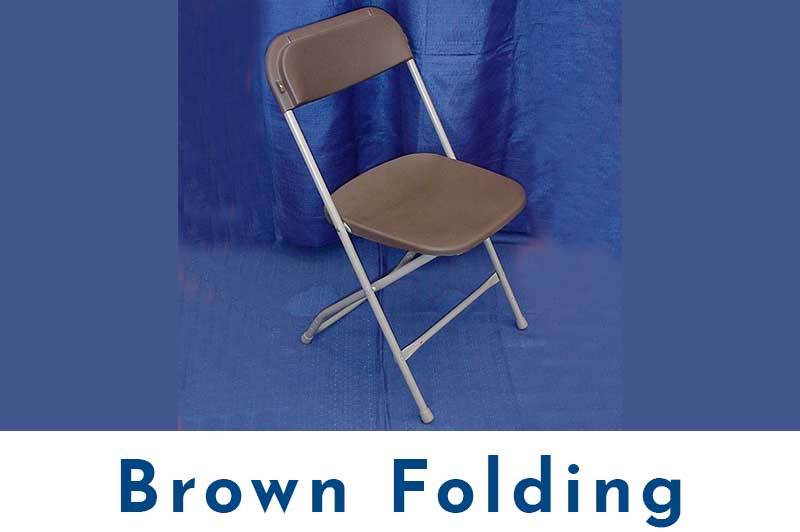 Brown-Folding-Chair