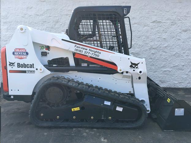 BOBCAT T630 TRACK LOADER Rentals Fairview Heights IL