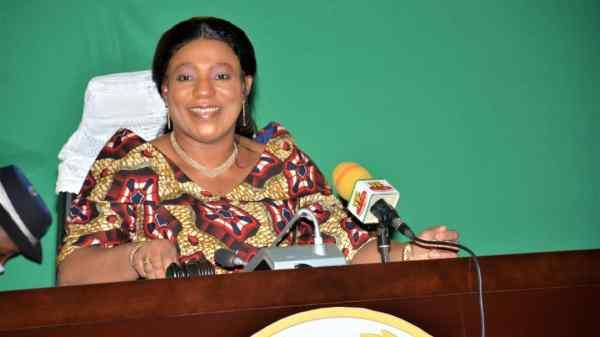 Leadership féminin au Togo