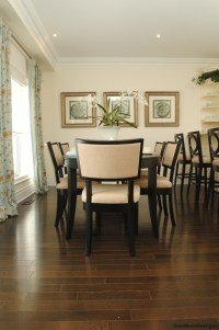 Dining Rooms With Hardwood Floors | Superior Hardwood ...