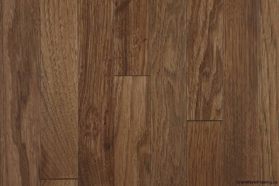 Hickory hardwood flooring type