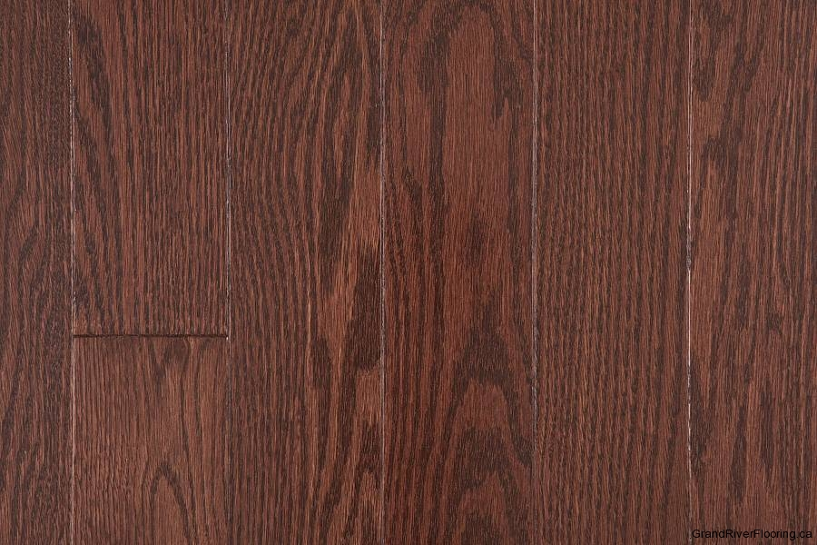 Red Oak  Grand River Flooring inc