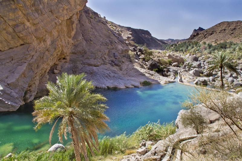 Oman et ses trsors