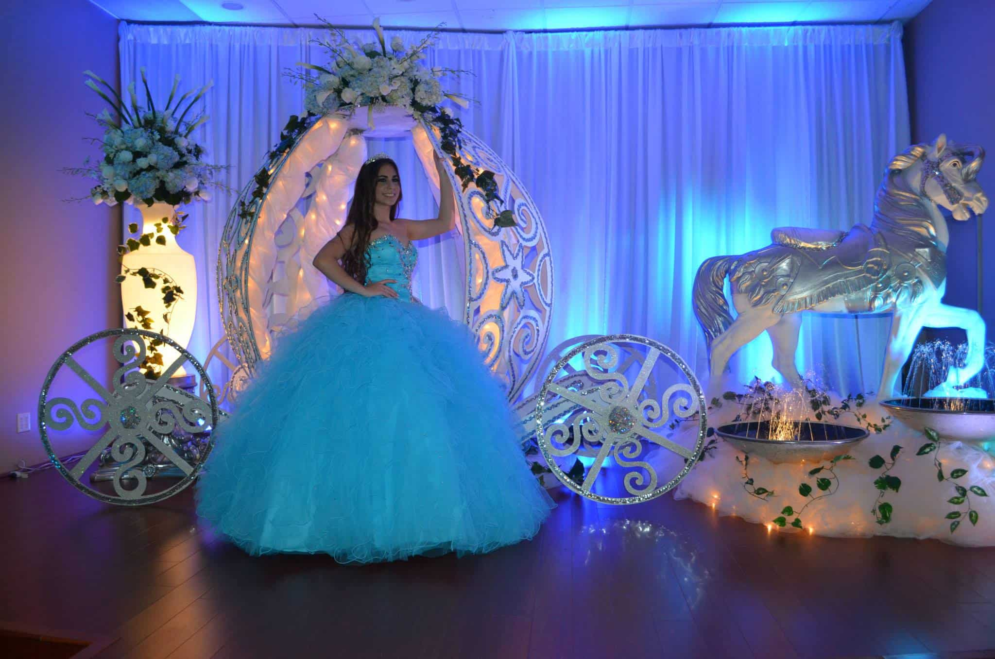 Monica Quinces At Grand Salon Reception Hall