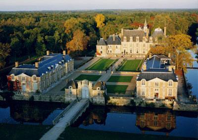 Chteau De La Fert Gite De Groupe Loiret 30 Couchages