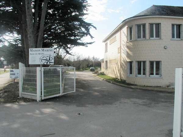 Maison Marine Marie le Franc  Gite de groupe Morbihan 117 couchages