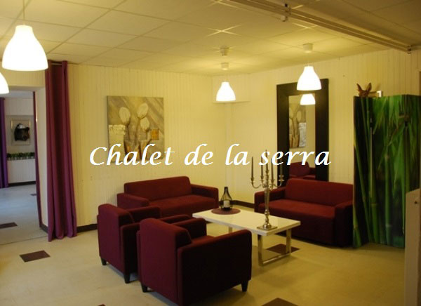 Chalet de la Serra  Gite de groupe Jura 115 couchages