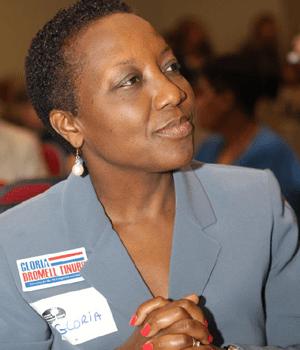 SCEC Rules Gloria Bromell Tinubu Winner