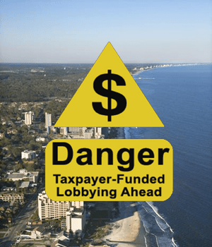 Horry County Solid Waste Authority (SWA) Dumps Taxpayer Dollars On Lobbyists