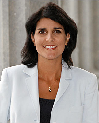 Nikki Haley and Economic Development
