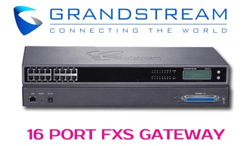 Grandstream GXW-4216 Dubai