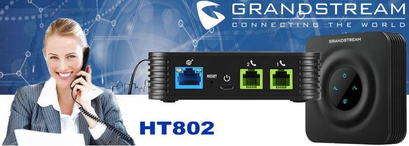 Grandstream HT802 Dubai