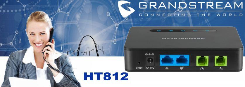 Grandstream HT812 Dubai
