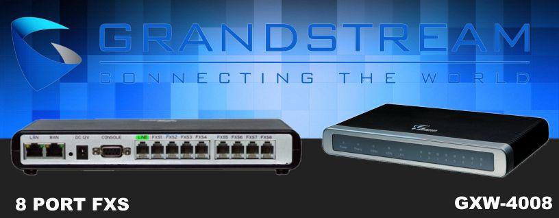 Grandstream-GXW-4008
