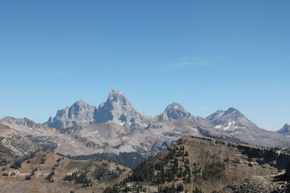 Solar Eclipse viewing on top the Teton Mountains, Ltd Tickets Available