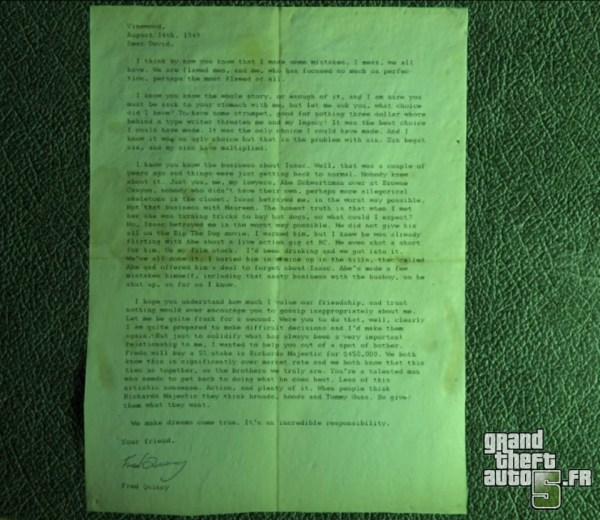 Gta 5 Leonora Johnson Letter Locations Map - Year of Clean Water