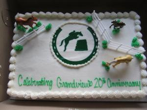 Grandview Horse Trials celebrated our 20th year in 2012!