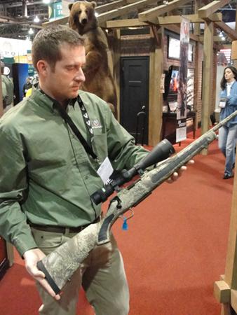 TC Venture Rifle