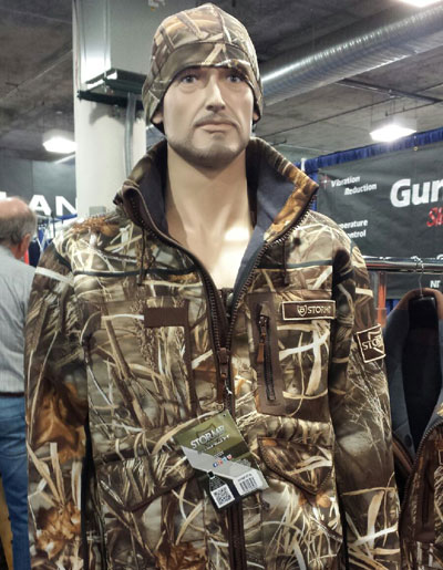 Stormr Jacket