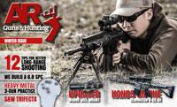 AR Guns & Hunting Winter 2015