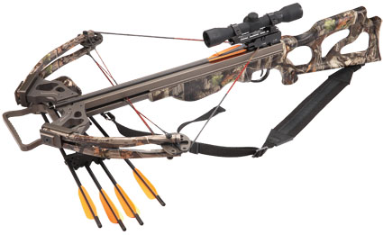 arrow precision inferno crossbow