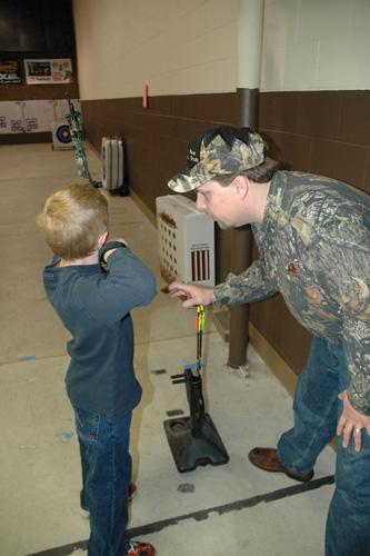 Archery Shooting Range