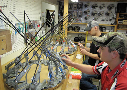 grow archery customer base