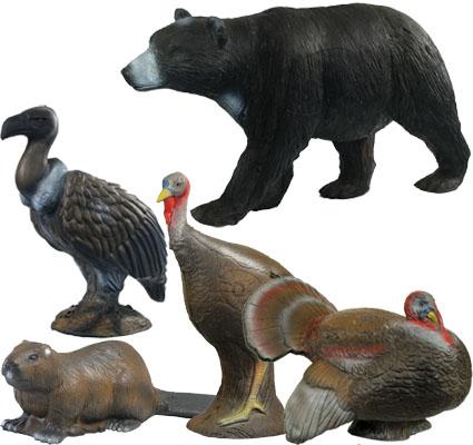 bear paw targets