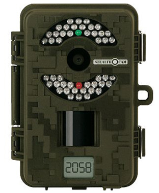 stealth cam delta 8 infrared