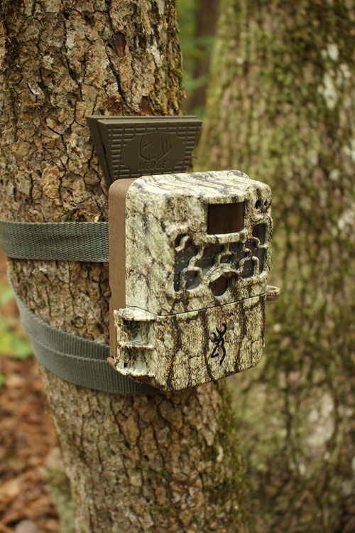 Wedge trail camera
