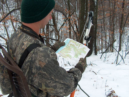 deer hunting tactics