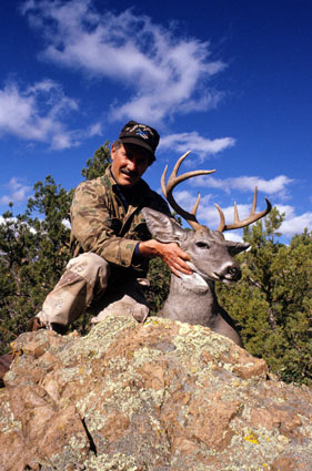 late season deer hunting
